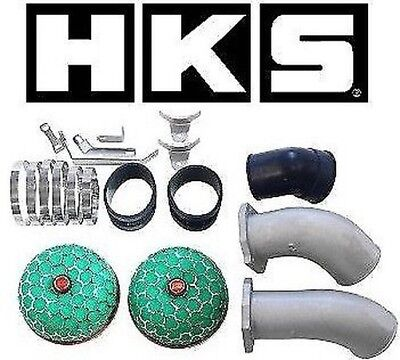 Hks Super Power Flow Reloaded Induktion Filter Set -für R33 GTR Skyline RB26DETT