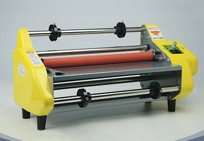 A2 Laminating Machine Laminator Four Rollers Hot Roll Laminating Machine 8460