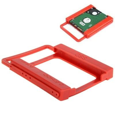 TECNOLOGICO Red 2.5 inch to 3.5 inch SSD HDD Notebook Hard Disk Drive Mounting