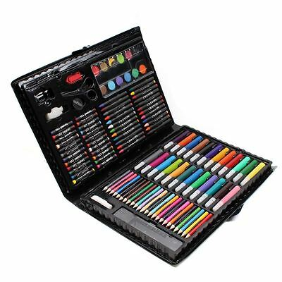 Hobbycraft Art Set 120 Pieces Painting Drawing Colouring Childrens Craft Kit