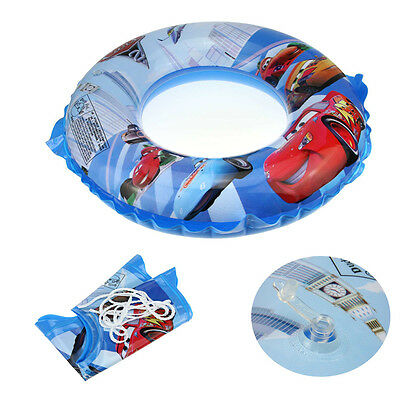 Kid Boys Girls Swimming Pool Safety Life Ring Lifebelt Lifebuoy With Rope/Handle