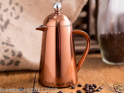 La Cafetiere Thermique Copper Coffee Maker Double Walled Stainless Steel 5165587