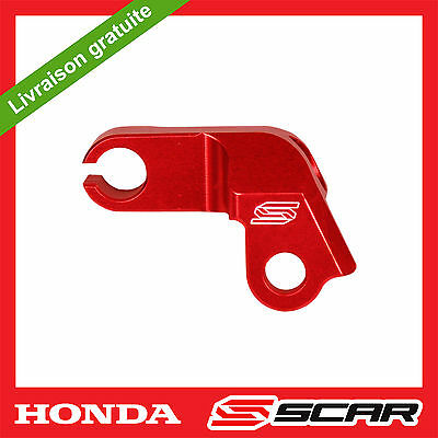 Guide Cable D'embrayage Honda Cr-F Crf 450 Cfr450R 2011 2012 2013 Rouge Scar