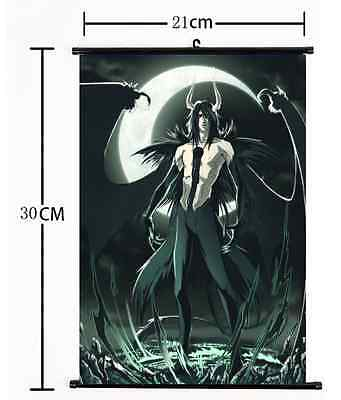HOT Japan Anime Bleach Wall Poster Scroll Home Decor Cosplay 517