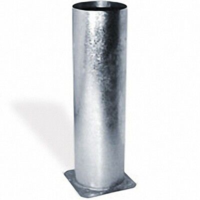"Galvanized Steel DIPPING VAT 4"" for DIPPING Candles"