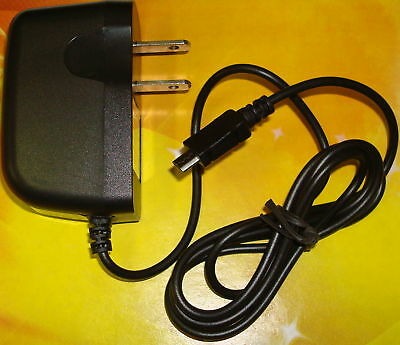 micro USB AC Home Wall Charger Adapter For Dell Venue 11 11i Pro 5130 7130