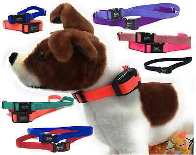 Petsafe Big Dog Rechargeable Static Bark Collar Solid REPLACEMENT COLLAR STRAP