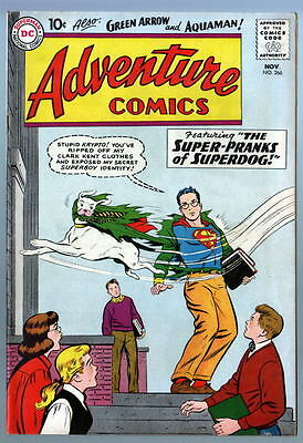 ADVENTURE COMICS #266 w Superboy 1959 1st App Aquagirl Not Same Character Later