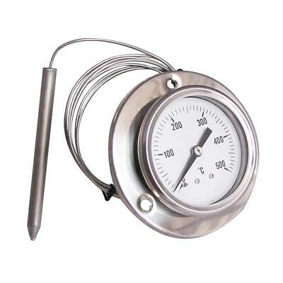 0-500 ° C BBQ Meat PYROMETER Oven Thermometer Inox Steel Kitchen Cooking Probe