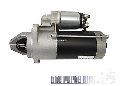 New Starter Motor Bosch Type 12V Deutz FAHR KHD M1080 M1202 M2385 Diesel Engines