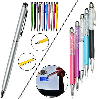 Stylus Ball Pen Capacitive Touch Screen For Galaxy Tab iPad Mini Air Smartphones