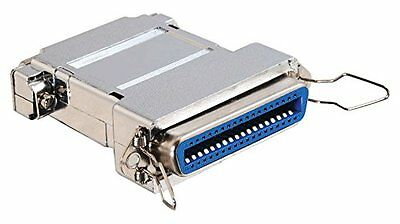 C2G Centronics 36 Female to DB25 Male Parallel Printer (81507)  [Silver] UXX