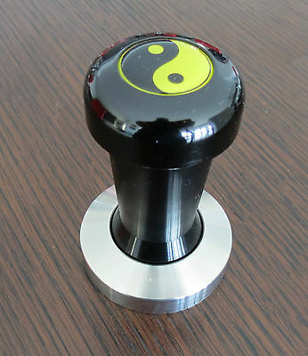 COFFEE TAMPERS..58mm, 57mm,.BARISTA QUALITY..HEAVY.. COFFEE MACHINE.YING YANG..