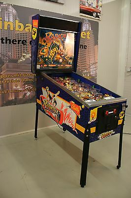 Radical Flipper Pinball von Bally F0730