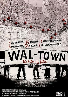 BRAND NEW DVD // Wal-Town The Film  //  Sergeo Kirby