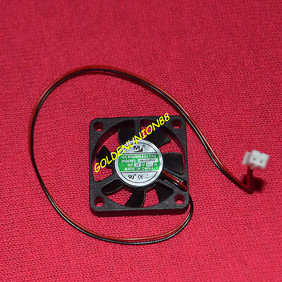 1pc 12V 0.07A DC brushless cooling  fan 30*30*0.07mm 2pin connector YM1203PVS1