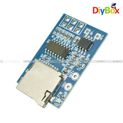 GPD2846A TF Card MP3 Decoder Board 2W Amplifier Module for Arduino D