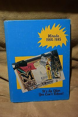 MIDDLE SCHOOL YEARBOOK San Diego California CA Mesa Verde