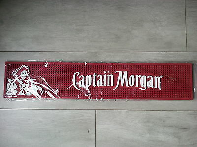 Tapis de bar publicitaire Captain Morgan