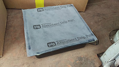 PIG Pan Absorbent Drip Tray Classic Car Bike Workshop OIl Coolant Water 2410PP