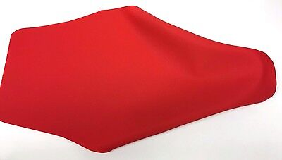 New Honda RED Gripper Seat cover XR650R 2000-2009
