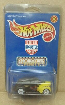 1999 Hot Wheels Boise Roadster Showtime Forty Fat Fendered /'40 Special Edition