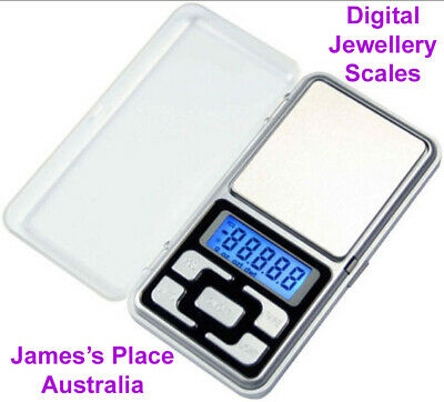 Jewellers Scales - Digital Precision with LED screen