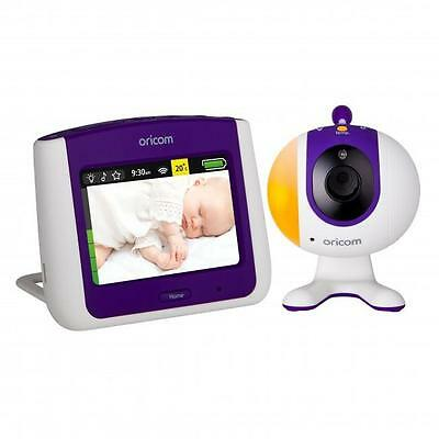 Oricom Secure 860 Digital Video Baby Monitor with Touchscreen
