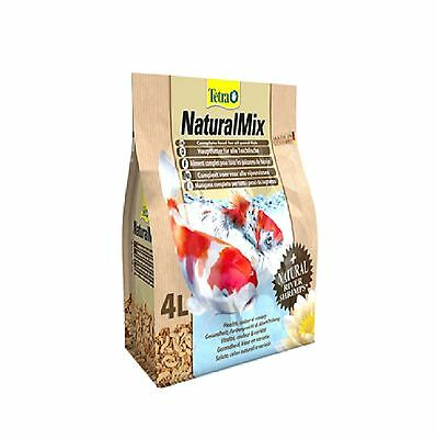 Tetra Pond Natural Mix 4L Posted Today If Paid Before 1PM