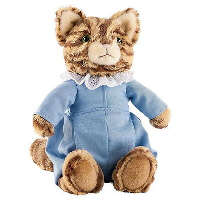 "NEW OFFICIAL GUND Beatrix Potter Tom Kitten Large 10"" Plush Soft Toy A27566"