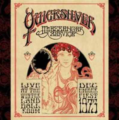 Quicksilver Messenger Service-Live at the Winterland Ballroo (US IMPORT)  CD NEW