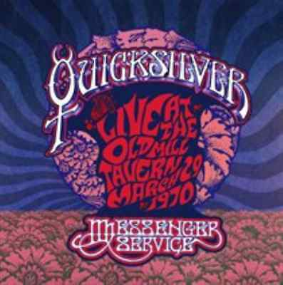 Quicksilver Messenger Service-Live at the Old Mill Tavern  (US IMPORT)  CD NEW
