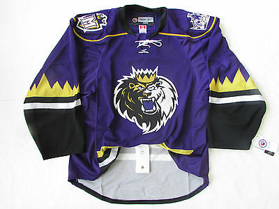 847364772e1 Manchester Monarchs Ahl Authentic Pro Reebok Edge 2.0 7287 Hockey Jersey  Size 60