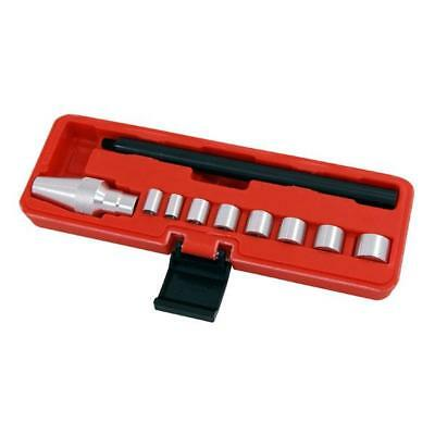 10 piece Universal Clutch Alignment Tool Set with 9 Adaptors - Aligner Set