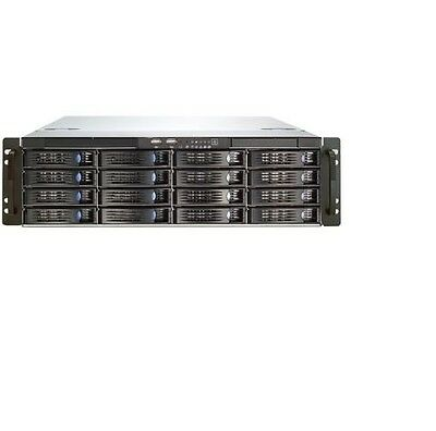 Chenbro RM31616M2 No Power Supply 3U Rack Mount Server Chassis with 6Gb/S