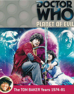 Doctor Who poster photo - 229 - Tom Baker - Planet of Evil