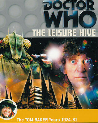 Doctor Who poster photo - 232 - Tom Baker - The Leisure Hive