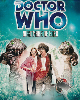 Doctor Who poster photo - 235 - Tom Baker - Nightmare of Eden
