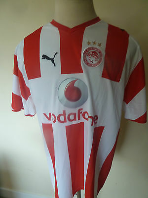 mens OLYMPIAKOS shirt - size xl great condition