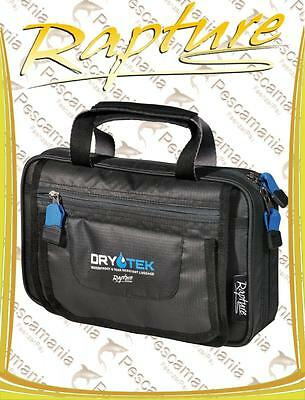 Borsa Trabucco Rapture porta artificiali DryTek Lure Bag spinning