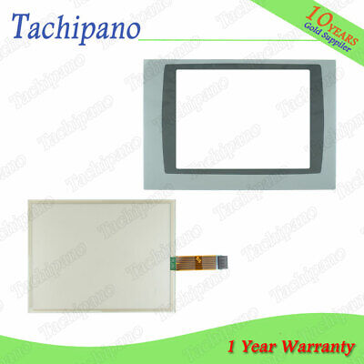 Touch screen panel for AB 2711-T10G1 2711-T10G1L1 PanelView 1000 with Front flim
