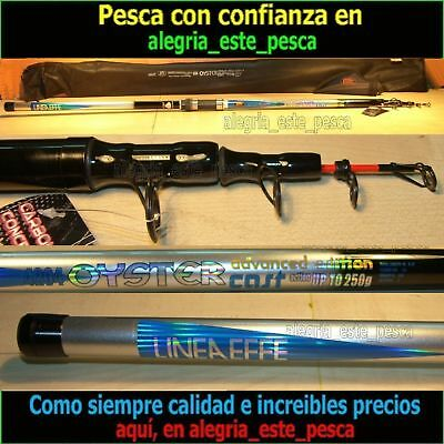 PESCA CAÑA SURF CASTING CARBONO OYSTER CAST 4.20mts