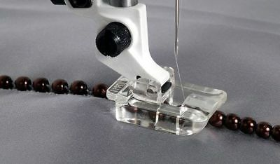 Husqvarna Viking Mini Bead Foot 4mm for Quilting, Sewing, Patchwork NEW