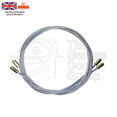Replacement Hörmann Garador G3 Canopy Garage Door Spares Cables Repair Wire Rope