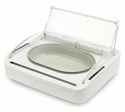 SureFeed Sealed Pet Bowl - For Dogs & Cats, Motion-Activated Lid