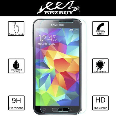 Premium Real Tempered Glass Screen Protector Film For Samsung Galaxy Phone