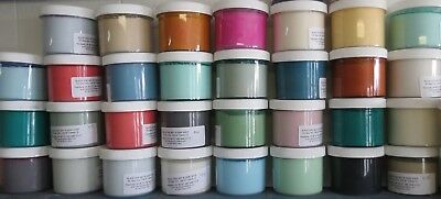 McClains Chalk Blended Paint Furniture  Metal Wood  50 colors 8oz 16oz Quarts