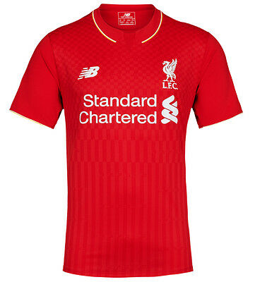2015-2016 Kids Liverpool FC Replica Jersey New Balance