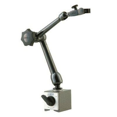 Noga MG61003 Magnetic Base 176 lb. Holding Power Dial & Test Indicator Holder