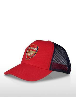 Arsenal FC Truckers Cap- 100% Official Licensed Product